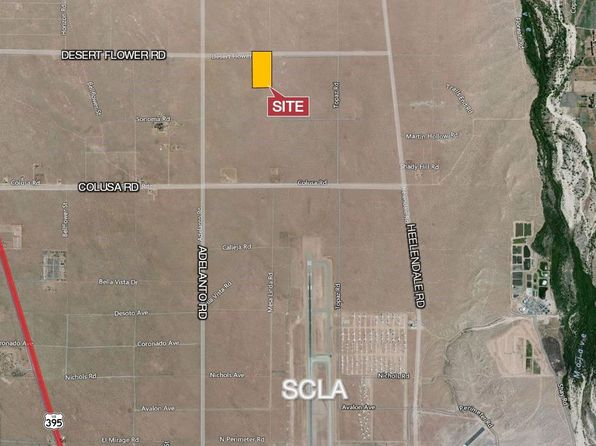 null bed null bath Vacant Land at Undisclosed Address Adelanto, CA, 92301 is for sale at 145k - 1 of 2