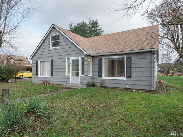 4 bed 2 bath Single Family at 1908 N Pearl St Centralia, WA, 98531 is for sale at 209k - 1 of 20
