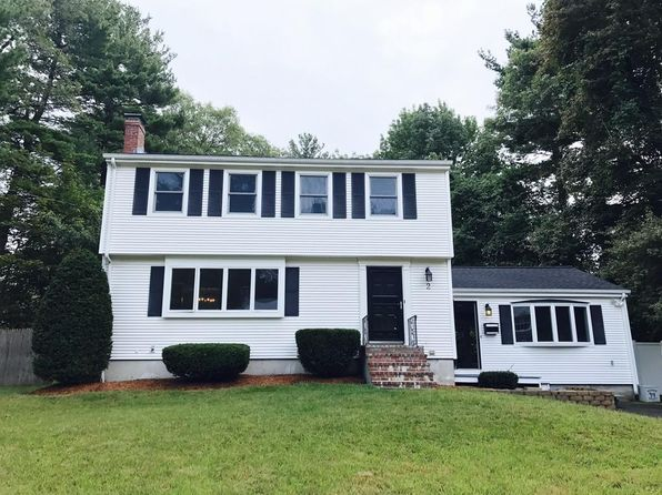 4 bed 2 bath Single Family at 2 Dartmouth Rd Franklin, MA, 02038 is for sale at 380k - 1 of 10