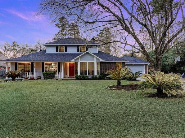 4 bed 3 bath Single Family at 2308 Muleshoe Dr Conroe, TX, 77384 is for sale at 310k - 1 of 27