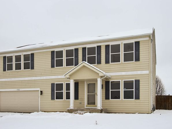 4 bed 3 bath Single Family at 1540 Tamarack Trl Hebron, IL, 60034 is for sale at 200k - 1 of 10