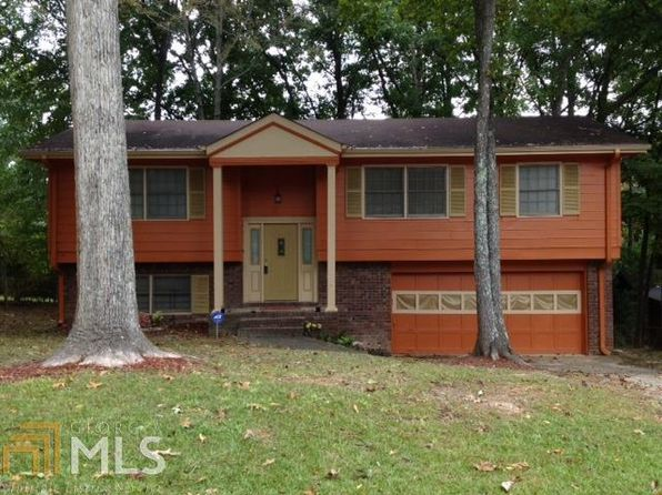 4 bed 3 bath Single Family at 6388 THORNHEDGE DR RIVERDALE, GA, 30296 is for sale at 96k - google static map