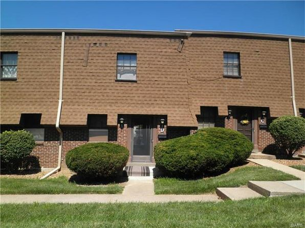 2 bed 2 bath Single Family at  Unit D Florissant, MO, 63034 is for sale at 59k - 1 of 2