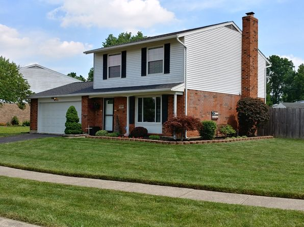 3 bed 2 bath Single Family at 4755 Pinecroft Ct Huber Heights, OH, 45424 is for sale at 114k - google static map