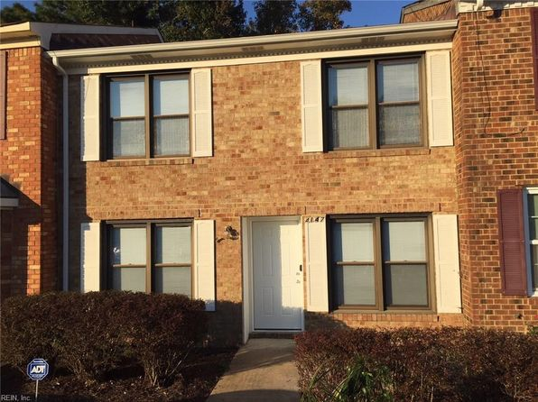 3 bed 3 bath Townhouse at 4147 BENJAMIN HARRISON DR VIRGINIA BEACH, VA, 23452 is for sale at 160k - 1 of 15