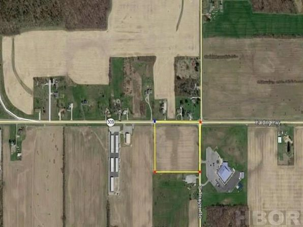 null bed null bath Vacant Land at  Xxx Harding Hwy Lima, OH, 45804 is for sale at 189k - google static map