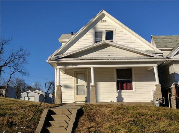 3 bed 2 bath Single Family at 1506 WOOD AVE KANSAS CITY, KS, 66104 is for sale at 36k - 1 of 14
