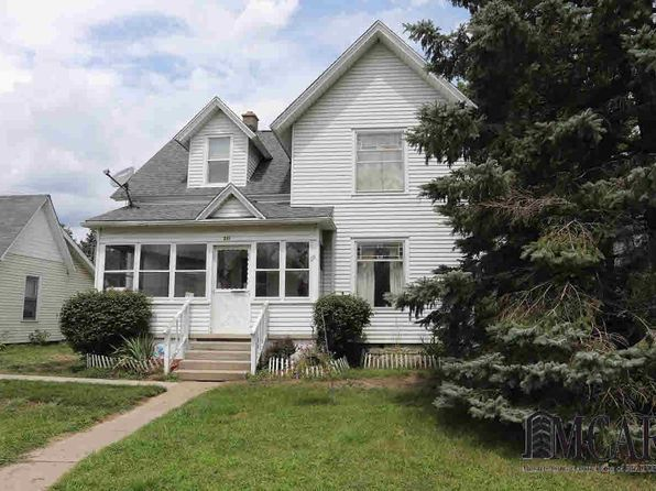 4 bed 2 bath Single Family at 251 E Center St Petersburg, MI, 49270 is for sale at 130k - 1 of 14