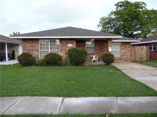 3 bed 2 bath Single Family at 1408 N Cumberland St Metairie, LA, 70003 is for sale at 163k - 1 of 8