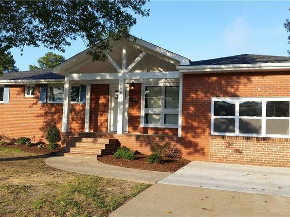 4 bed 3 bath Single Family at 604 Sparrow Rd Chesapeake, VA, 23325 is for sale at 260k - 1 of 11