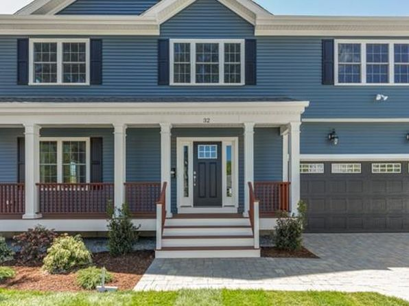 4 bed 5 bath Single Family at 32 Kappius Path Newton, MA, 02459 is for sale at 1.43m - 1 of 29