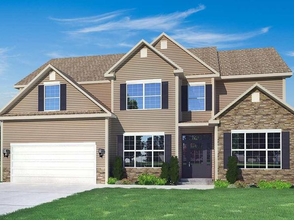 4 bed 2.1 bath Single Family at 47 Heritage Pointe Dr Clifton Park, NY, 12065 is for sale at 408k - google static map