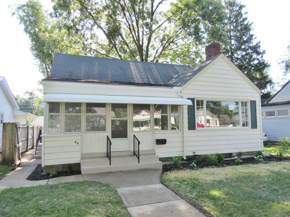 3 bed 1 bath Single Family at 44 S 24th St Terre Haute, IN, 47803 is for sale at 99k - 1 of 14
