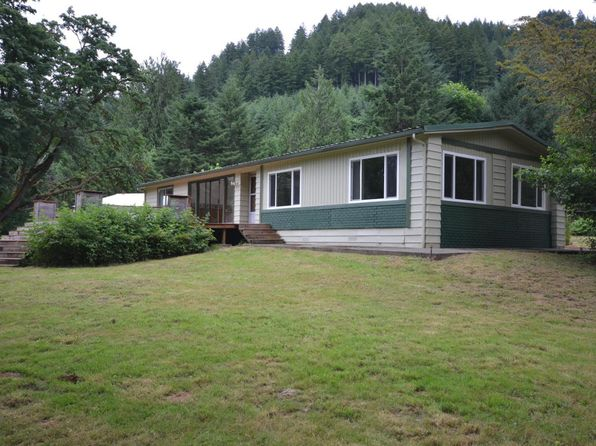 3 bed 2 bath Mobile / Manufactured at 17394 E Alsea Hwy Tidewater, OR, 97390 is for sale at 219k - 1 of 32