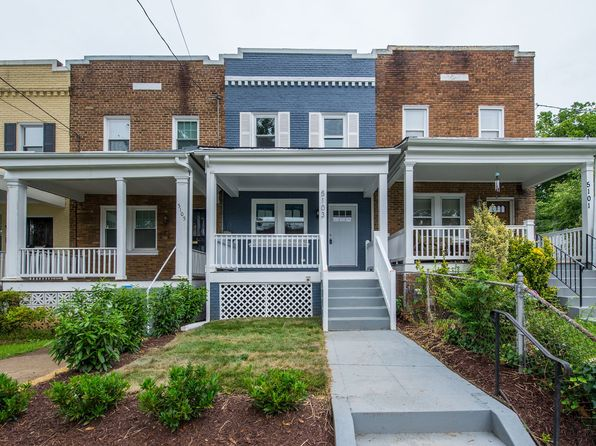 4 bed 4 bath Townhouse at 5103 8th St NW Washington, DC, 20011 is for sale at 665k - 1 of 28
