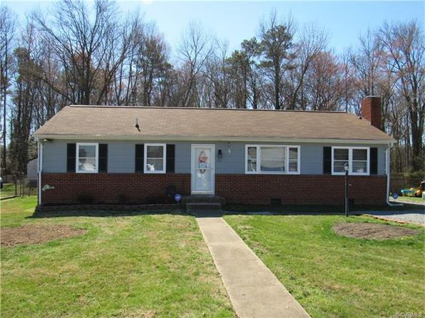 3 bed 2 bath Single Family at 421 Virginia Ave Sandston, VA, 23150 is for sale at 160k - 1 of 24