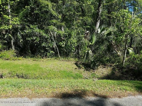 null bed null bath Vacant Land at 414 HILLSIDE CT BROOKSVILLE, FL, 34601 is for sale at 23k - google static map