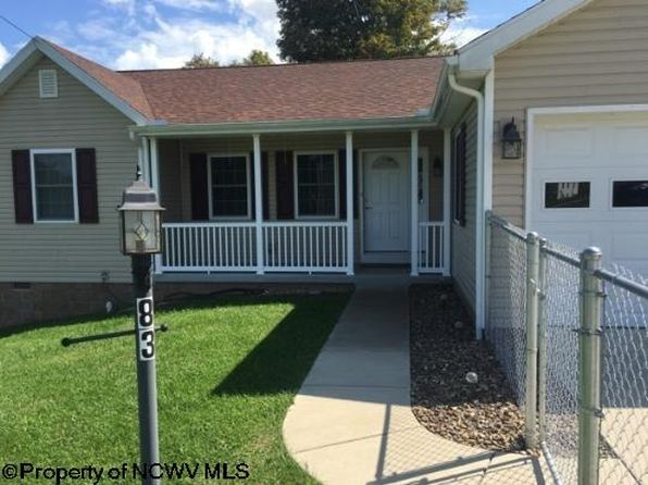 3 bed 2 bath Single Family at 83 Lucretia Ct Grafton, WV, 26354 is for sale at 190k - 1 of 20
