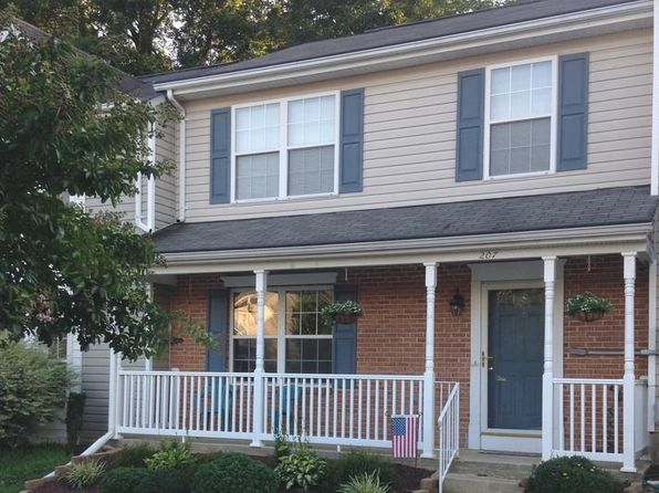 2 bed 3 bath Townhouse at 207 Hibiscus Ct La Plata, MD, 20646 is for sale at 230k - 1 of 13