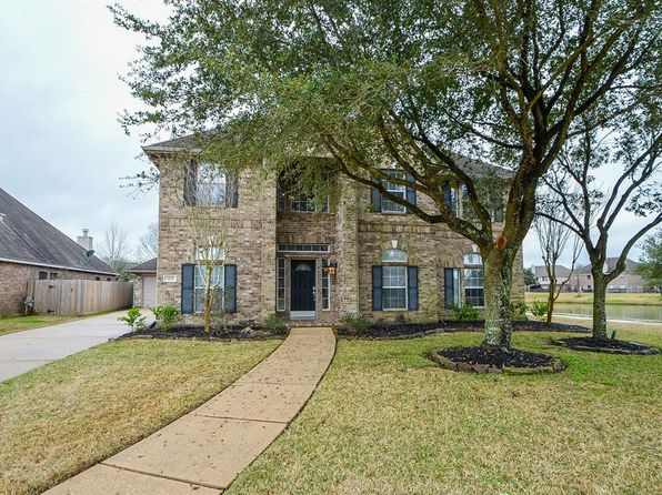 5 bed 4 bath Single Family at 3802 AUSTIN LAKE CT PEARLAND, TX, 77581 is for sale at 348k - 1 of 32