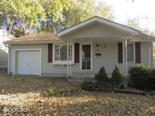 2 bed 1 bath Single Family at 1530 E Nora St Springfield, MO, 65803 is for sale at 56k - 1 of 11