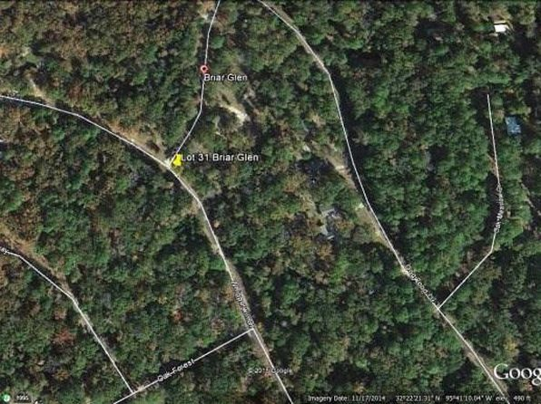 null bed null bath Vacant Land at LT 31 Briar Gln Murchison, TX, 75778 is for sale at 3k - 1 of 8