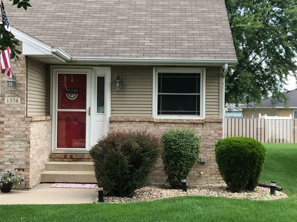 2 bed 3 bath Single Family at 1374 E Armour Rd Bourbonnais, IL, 60914 is for sale at 149k - 1 of 19