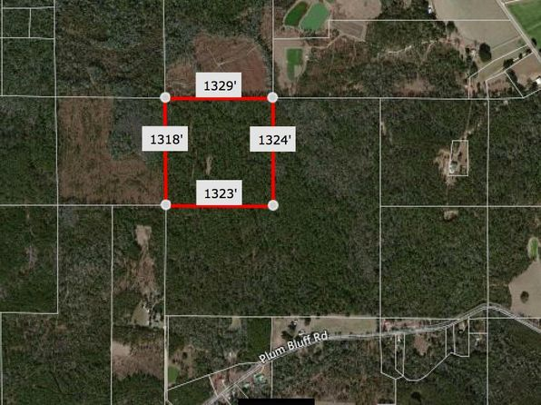 null bed null bath Vacant Land at 40 Ac Plum Bluff Rd Lucedale, MS, 39452 is for sale at 80k - google static map