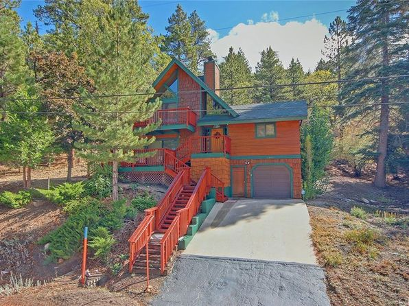 3 bed 2 bath Single Family at 43682 RIDGE CREST DR BIG BEAR LAKE, CA, 92315 is for sale at 395k - 1 of 25