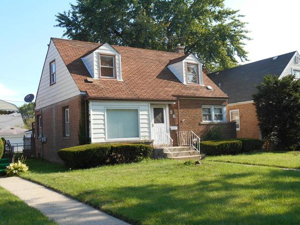 3 bed 1 bath Single Family at 28 165th Pl Calumet City, IL, 60409 is for sale at 48k - 1 of 17