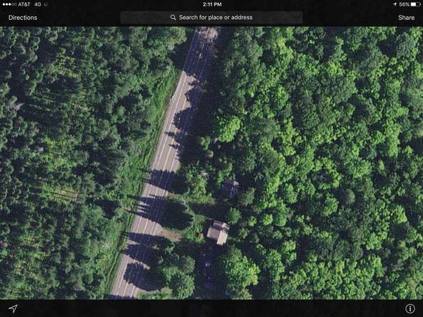 2 bed 1 bath Single Family at 36314 State Highway M26 Toivola, MI, 49965 is for sale at 25k - google static map