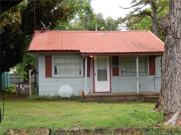 2 bed 1 bath Single Family at 719 S Chickasaw Ave Okmulgee, OK, 74447 is for sale at 45k - google static map