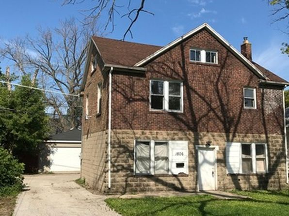 5 bed 1 bath Single Family at 1806 Seymour Ave North Chicago, IL, 60064 is for sale at 30k - 1 of 5