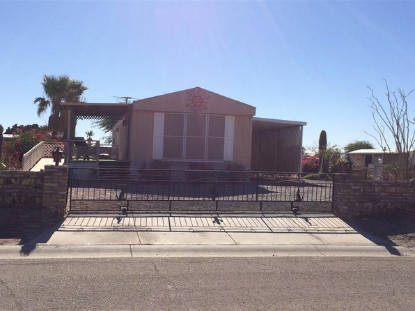 2 bed 2 bath Mobile / Manufactured at 14311 E Fortuna Palms Dr Yuma, AZ, 85367 is for sale at 84k - 1 of 20
