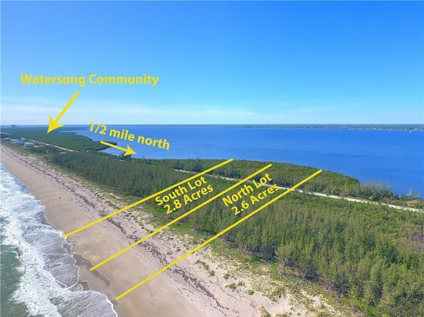 null bed null bath Vacant Land at 0 S Ocean Dr Fort Pierce, FL, 34949 is for sale at 750k - 1 of 13