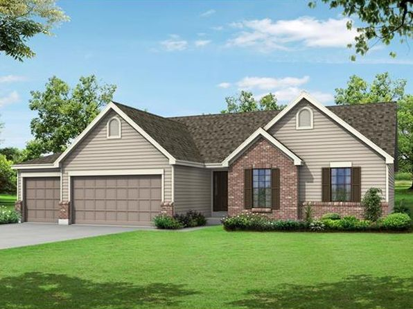 3 bed 2 bath Single Family at 1213 John Ryan Ln Manchester, MO, 63021 is for sale at 412k - google static map