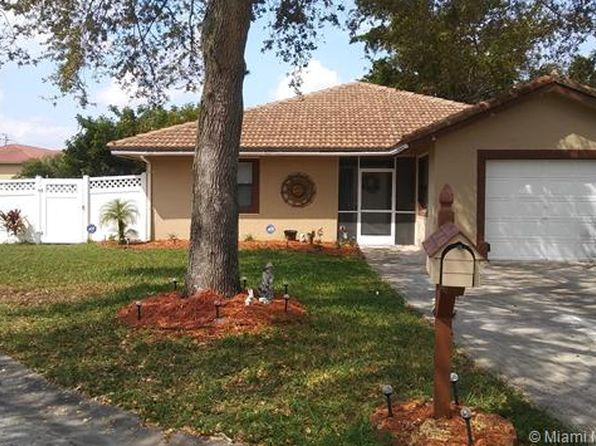 3 bed 3 bath Single Family at 11615 NW 27th St Coral Springs, FL, 33065 is for sale at 269k - 1 of 18