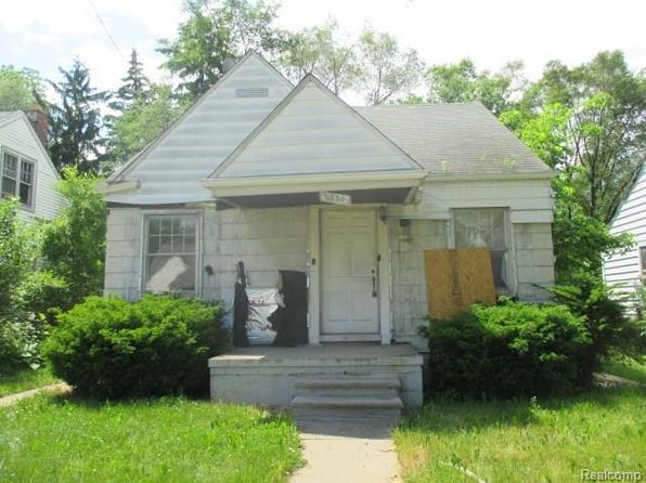 2 bed 1 bath Single Family at 8451 Greenview Ave Detroit, MI, 48228 is for sale at 6k - 1 of 32