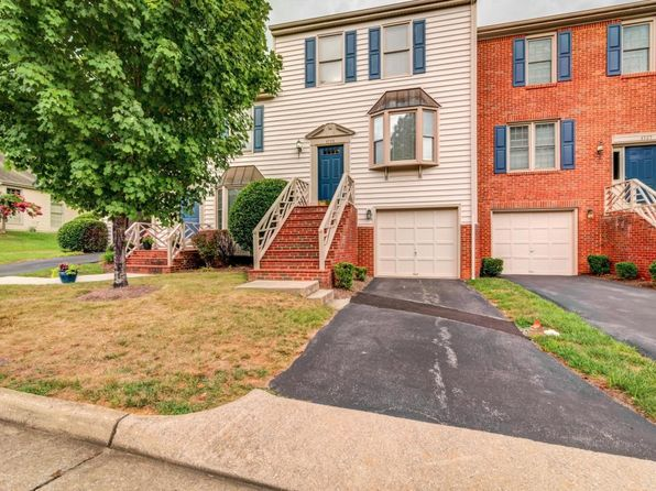 3 bed 4 bath Townhouse at 4729 Wembley Pl SW Roanoke, VA, 24018 is for sale at 178k - 1 of 26
