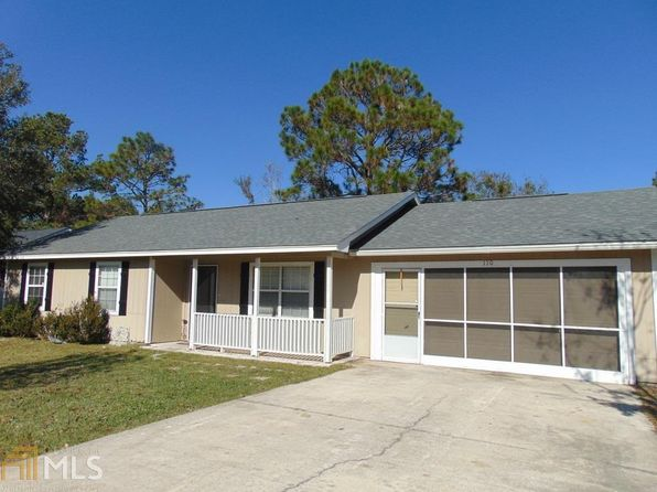3 bed 2 bath Single Family at 110 Almond Cir Kingsland, GA, 31548 is for sale at 119k - 1 of 19