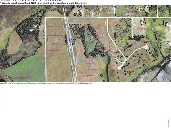 null bed null bath Vacant Land at  Parcel-L 355th St Ottertail, MN, 56570 is for sale at 20k - google static map