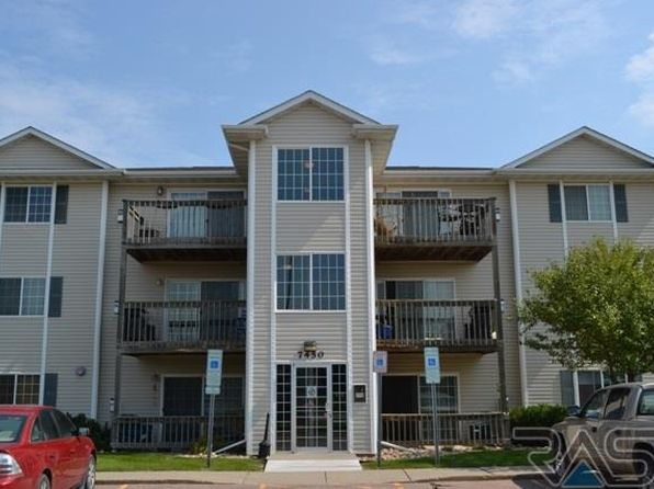 2 bed 1 bath Condo at 7450 S Louise Ave Sioux Falls, SD, 57108 is for sale at 94k - 1 of 10