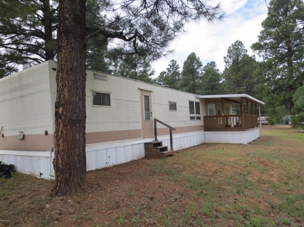 2 bed 1 bath Mobile / Manufactured at 2182 RUBY LN OVERGAARD, AZ, 85933 is for sale at 45k - 1 of 16
