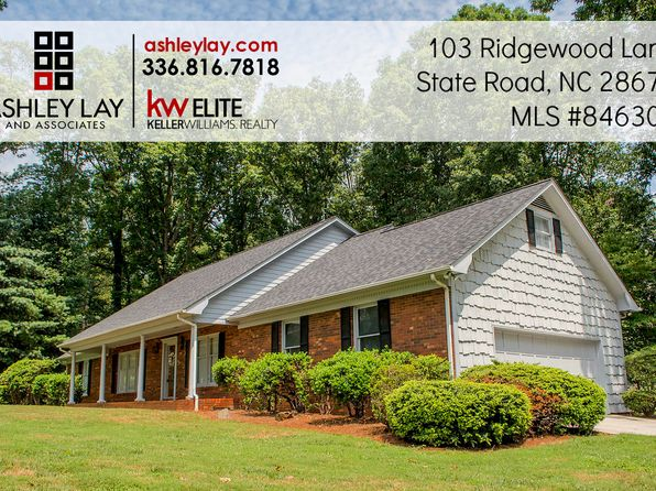 4 bed 4 bath Single Family at 103 Ridgewood Ln State Road, NC, 28676 is for sale at 345k - 1 of 30