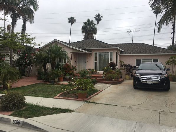 5 bed 2 bath Single Family at 5066 Gardenia Ave Long Beach, CA, 90807 is for sale at 575k - 1 of 39