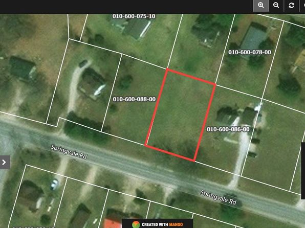 null bed null bath Vacant Land at  Tbd Springvale Rd Boyne Falls, MI, 49713 is for sale at 5k - 1 of 2