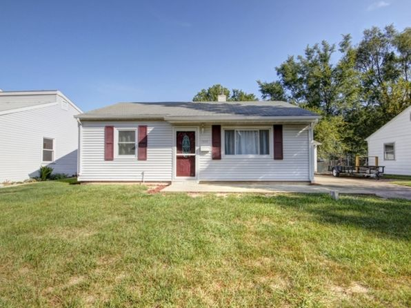 2 bed 1 bath Single Family at 1037 Bel Aire Dr Rantoul, IL, 61866 is for sale at 63k - 1 of 23