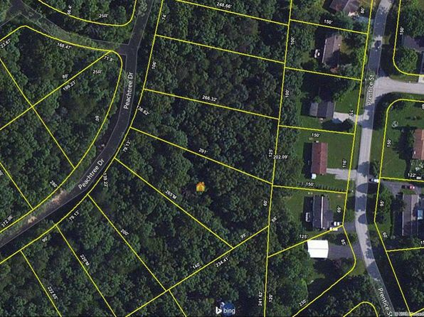 null bed null bath Vacant Land at  PEACHTREE DR CROSSVILLE, TN, 38555 is for sale at 4k - 1 of 5