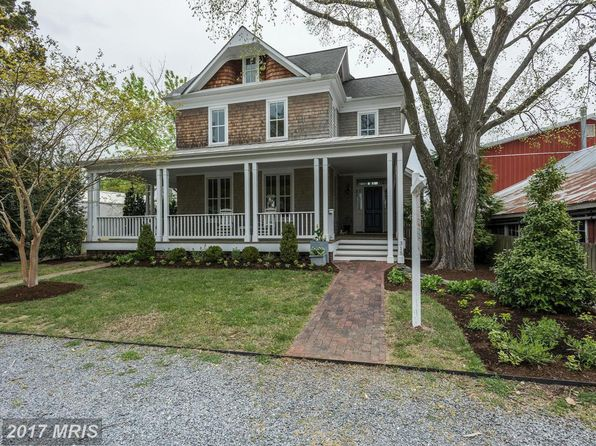 4 bed 3.5 bath Single Family at 315 N Morris St Oxford, MD, 21654 is for sale at 1.10m - 1 of 30