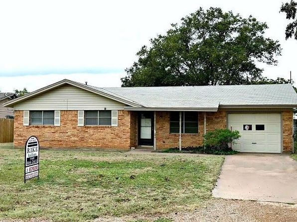 3 bed 2 bath Single Family at 1407 N AVENUE L HASKELL, TX, 79521 is for sale at 60k - 1 of 10